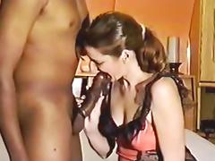 black woman gets fucked