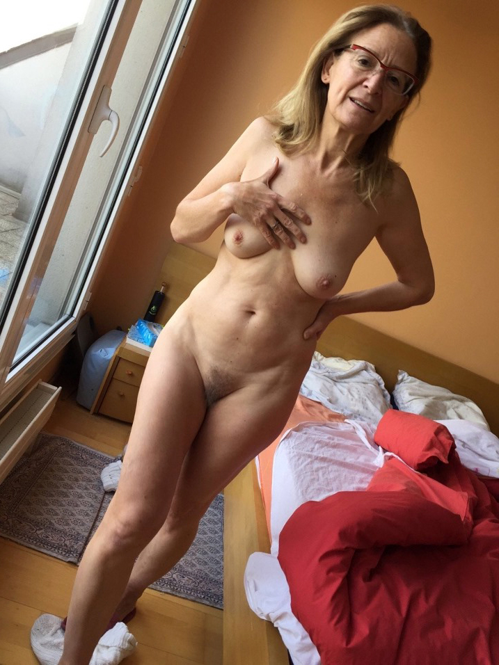 mature lovely lady
